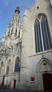 grote kerk van buiten