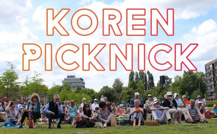 KorenPicknick op Zondag 24 September