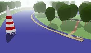 aanlegsteiger valkenbergpark