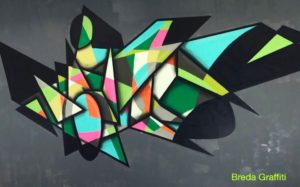 graffiti gijs moonen ontwerpt hall of fame breda ilovebreda