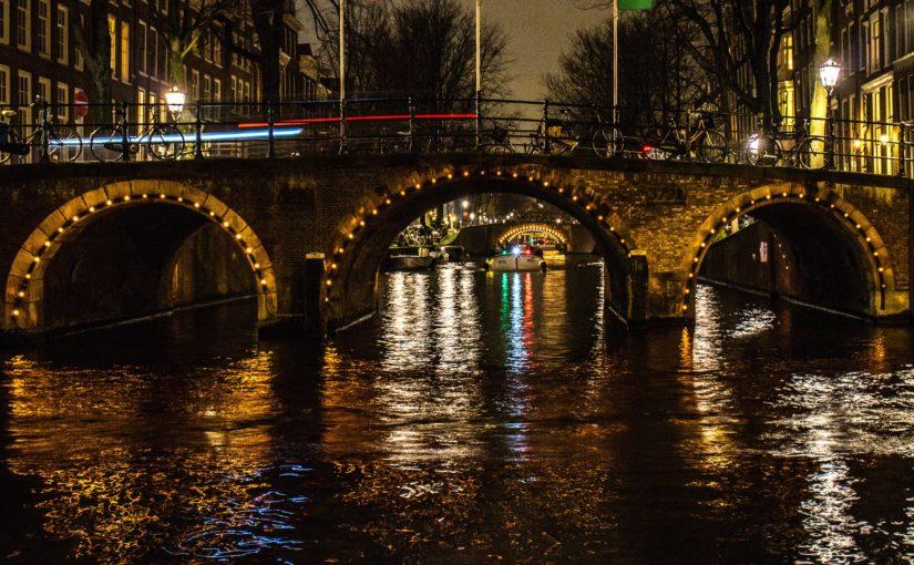 Fotografen bezoeken Amsterdam Light Festival met ILoveBreda on Tour