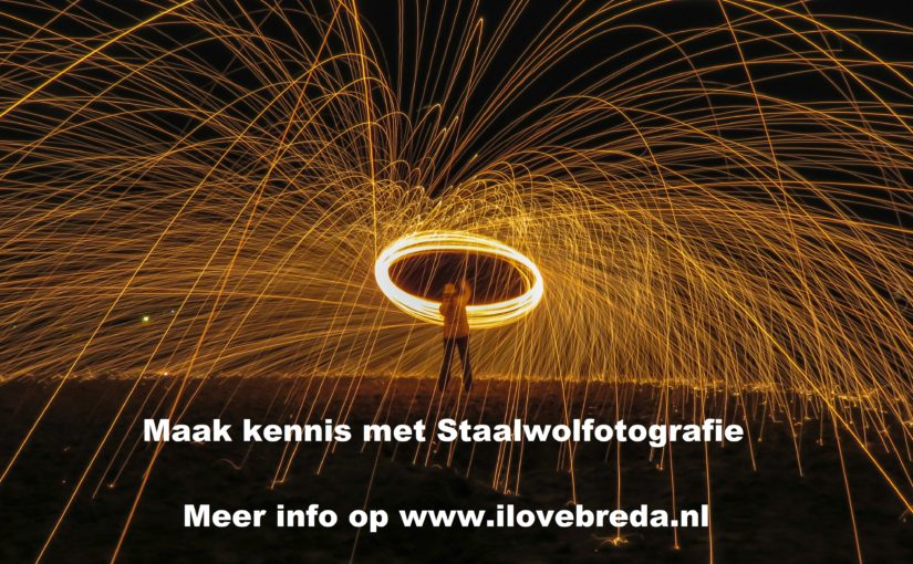 PhotoShoot: Kennis maken met Staalwolfotografie