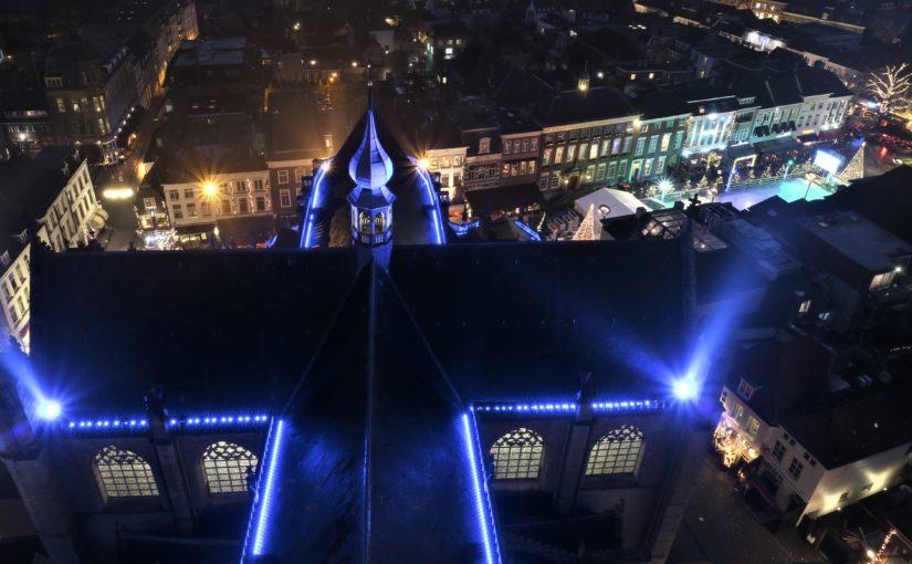 UPDATE: VOL                                Beklim de Grote Kerk tijdens Betoverend Breda