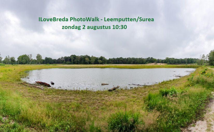ILoveBreda PhotoWalk – Leemputten/Surea (Dorst)