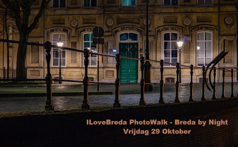 ILoveBreda PhotoWalk – Breda By Night